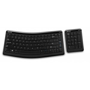 Tastatura Microsoft Bluetooth Mobile Keyboard 6000 fara fir Bluetooth
