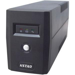UPS Kstar Micropower Micro 800, 800 VA, 480 W, USB, RJ11, Line-interactive