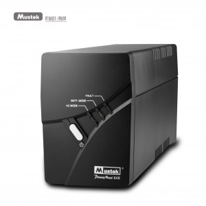 UPS 900VA protect IT, stabilizator de tensiune cu protectie si baterie